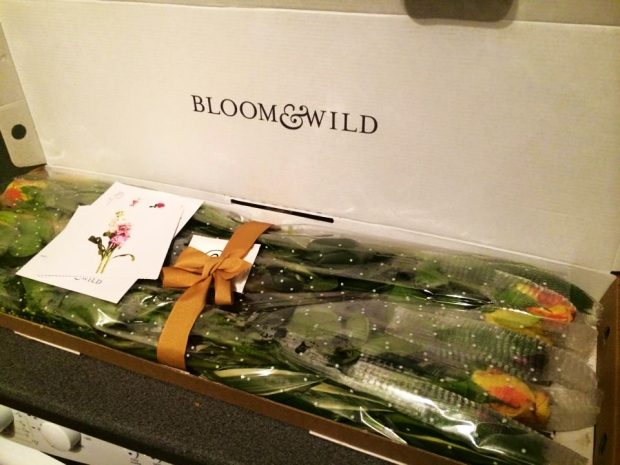 Bloom and Wild Flowers Letterbox Flowers