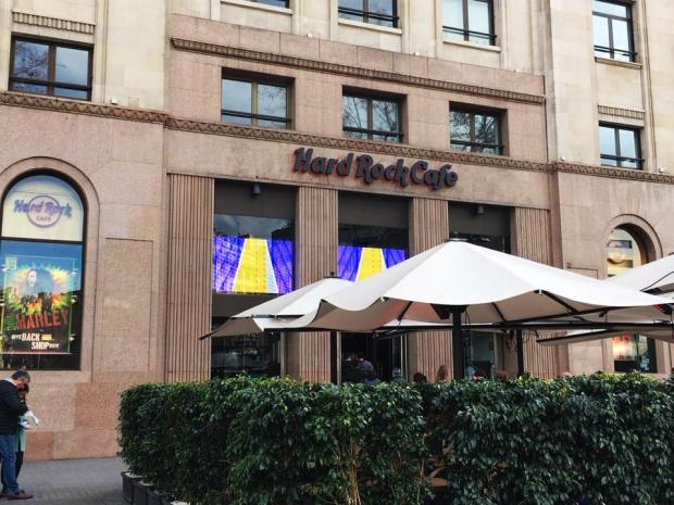 Hard Rock Cafe, Barcelona